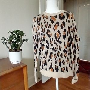 A New Day Cotton Rayon Blend Sweater